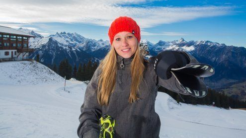 Ideales Wintersportwetter diese Woche in Vorarlberg