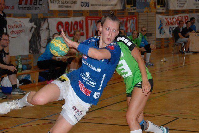 Feldkirchs Handballer haben eine offene Rechnung