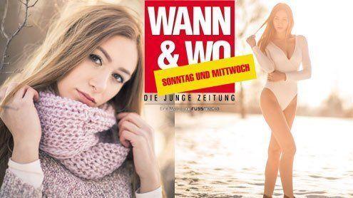 W&W-Fotoshooting mit Milanka