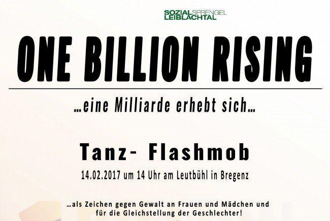 One Billion Rising – Gemeinsam. Weltweit