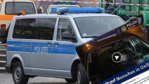 Emotionaler Aufruf nach Gewalt gegen deutsche Polizisten