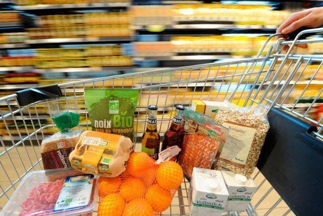 Die Bio-Angebote in den Supermärkten erhalten gute Noten.