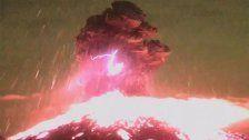 Spektakulär: Webcam hält Vulkanausbruch fest