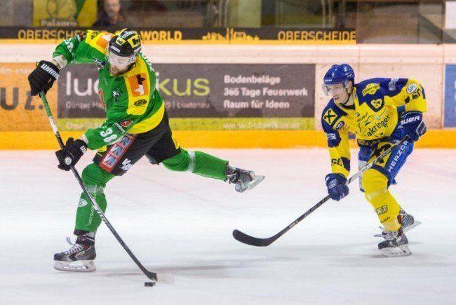 Marco Zorec kehrt zum EHC Lustenau zurück