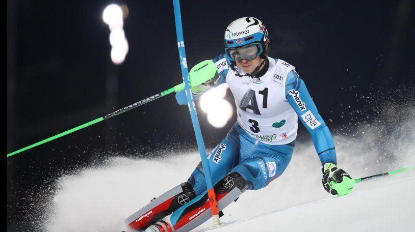 Henrik Kristoffersen triumphiert beim Nightrace Schladming vor Marcel Hirscher
