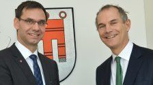 Britischer Botschafter besuchte Vorarlberg