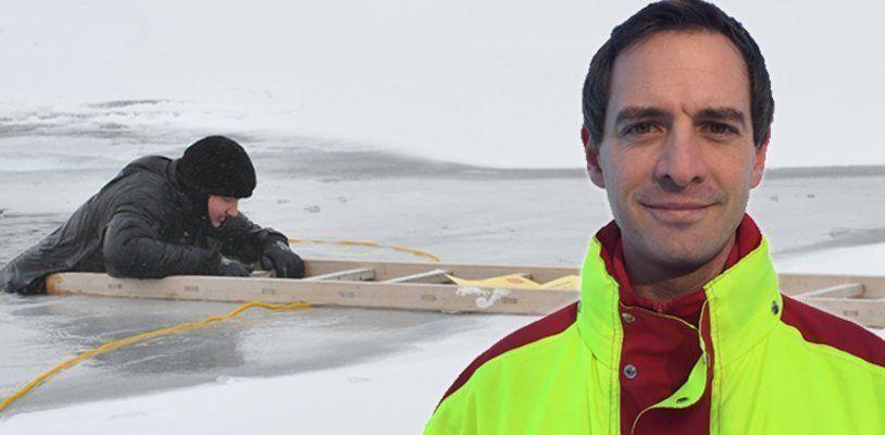 Gefrorene Gewässer in Vorarlberg: Das empfiehlt die Wasserrettung im Notfall