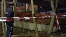 Frau verbrannte in Wien auf offener Straße