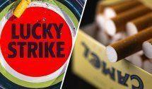 """""""Lucky Strike"""" kauft """"Camel"""" für 50 Mrd. Dollar"""