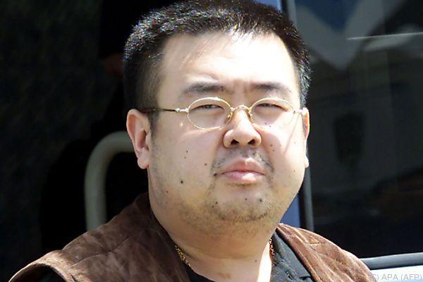 Kim Jong-nam vergiftet