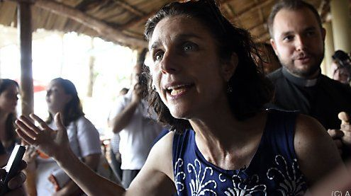 Mediziner aus Österreich auf Abtreibungsschiff in Guatemala