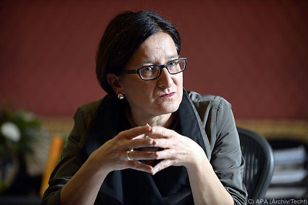Mikl-Leitner ist eine von wenigen Frauen in der Spitzenpolitik