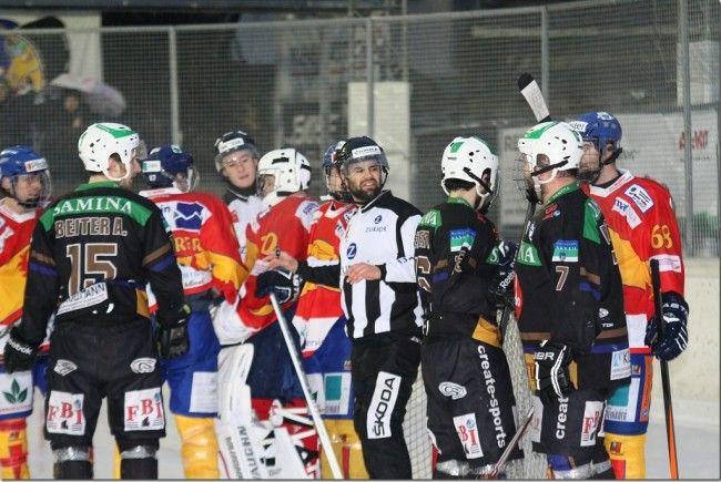 HC Rankweil unterlag in Dübendorf in Overtime