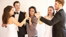 Vorarlbergs Debütanten beim Opernball 2017