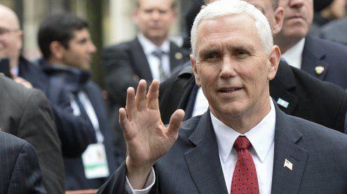 Russische Kritik nach Auftritt von US-Vize Pence in München
