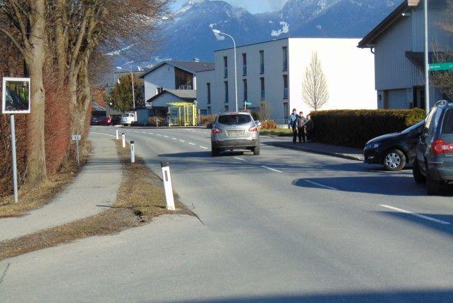 Der Verkehr in  der Neuen Landstrasse sorgt für Diskussionen