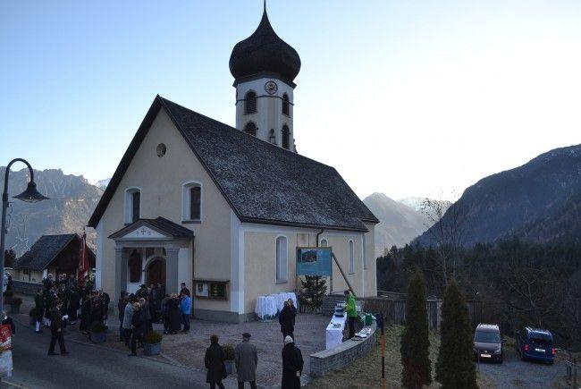 Förderung für Kirchenrenovierung