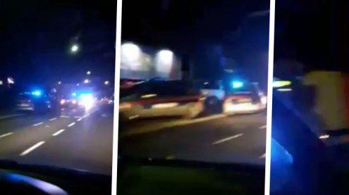 Massenschlägerei in Hohenems löst Großeinsatz der Polizei aus