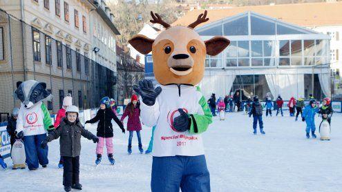 Special Olympics Steiermark 2017: Die Vorarlberger Delegation