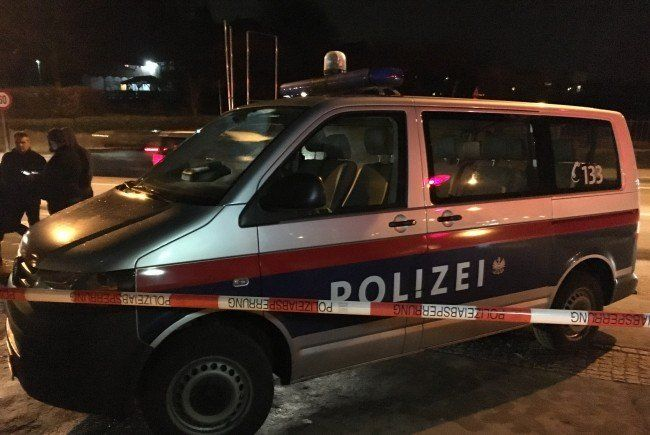 Mordalarm in Bregenz - Die Polizei hat einen Tatverdächtigen festgenommen.
