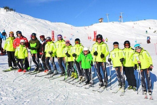 Special Olympics Klostertaler Meisterschaft