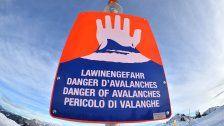 Klostertal: Lawine fordert zwei Schwerverletzte