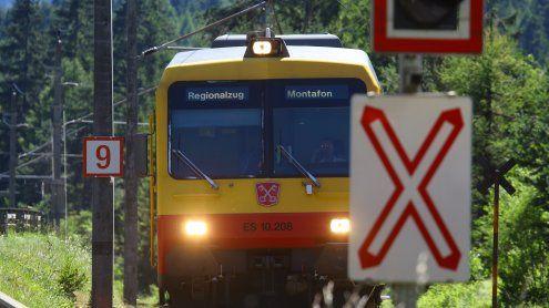 330.000 Euro: Zweite Teilzahlung für Montafonerbahn beschlossen