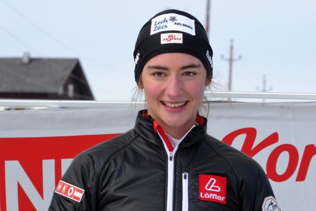 Jasmin Berchtold gewann Heimrennen