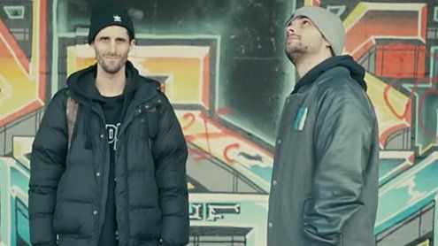 Neues Video vom Vorarlberger HipHop-Duo Penetrante Sorte!