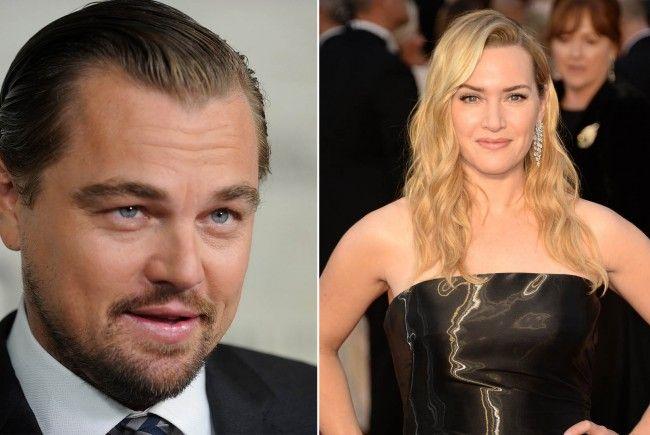 Kate und Leo wurden durch Titanic weltweit bekannt.