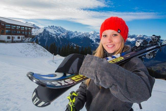 Den Wintersportlern steht ein traumhaftes Wochenende bevor.