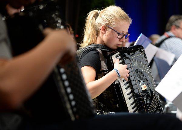 Akkordeonfestival 2017 in Wien: Highlights an mehreren Locations