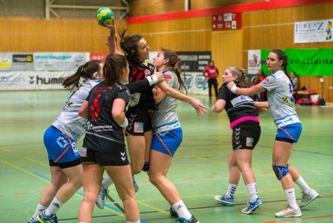 SSV-Ladies blieben ohne Punkte, Moosbrugger im ÖHB-Team