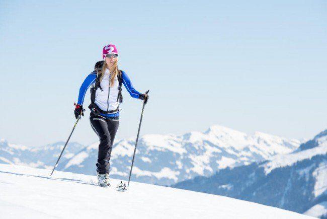 1.Frauen Skitouren Gaudi sprengt den Rahmen