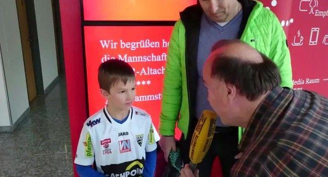 VIDEO! Altach-Fans stürmten ins Medienhaus