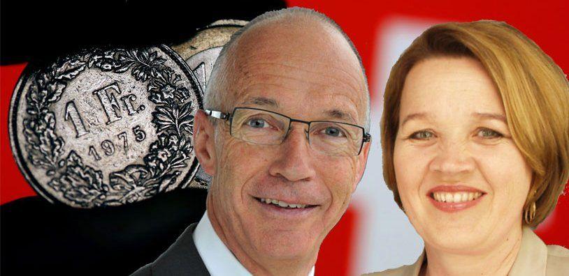 So viel verdienen Schweizer Bürgermeister im Vergleich zu den Vorarlberger Kollegen