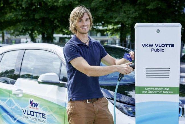 E-Pkw verbrauchen um zwei Drittel weniger Energie
