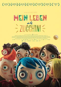 Mein Leben als Zucchini – Trailer und Kritik zum Film