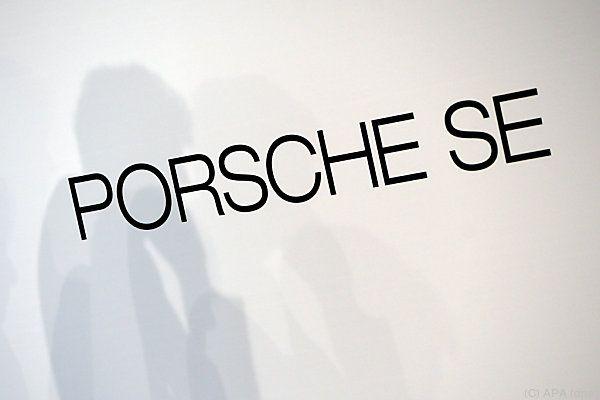 Porsche SE erzielte 1,374 Mrd. Euro Gewinn