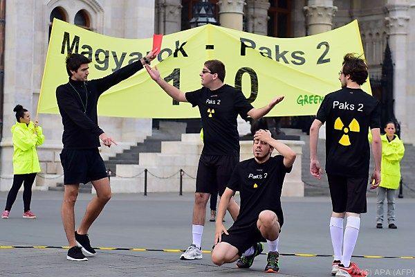 Reimon/PAKS: EU-Kommission genehmigt Kreml-finanziertes AKW in Ungarn