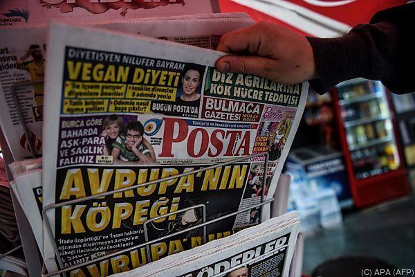 Die Türkei weist nun niederländische Kühe aus