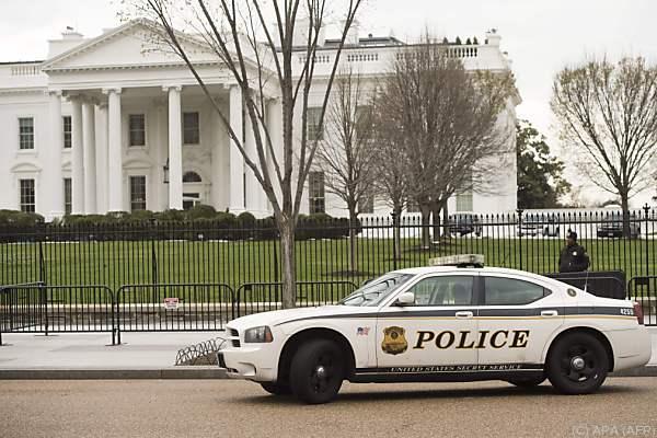 Laptop beim Secret Service gestohlen