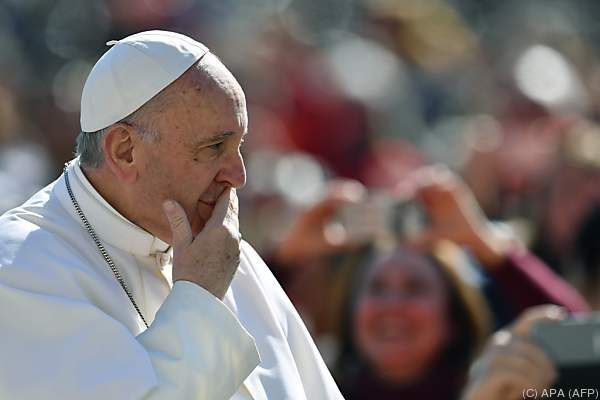 """Papst sah """"Sünden und Fehler der Kirche"""""""