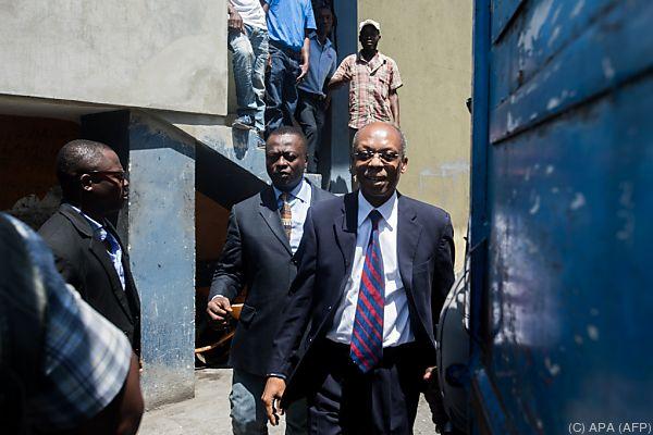 Aristide hatte zuvor in einem Geldwäscheprozess ausgesagt