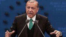 Erdogan hält an Nazi-Vergleichen fest