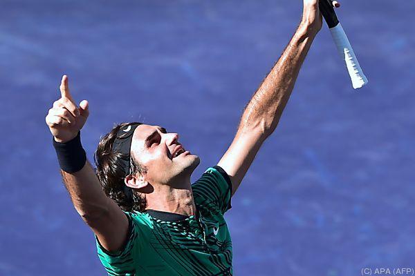 """Federer: """"Es war eine märchenhafte Woche"""""""