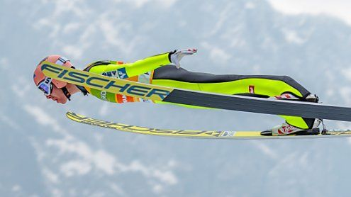 Unschlagbar: Überflieger Kraft gewinnt den Skisprung-Weltcup