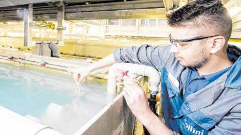 Vorarlberger Leitbetriebe sorgen für eine riesige Wertschöpfung