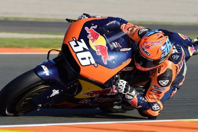 KTM startet am Sonntag in seine erste MotoGP-Saison.