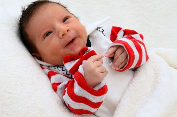 Geburt von Ömer Ayaz Badur am 8. März 2017